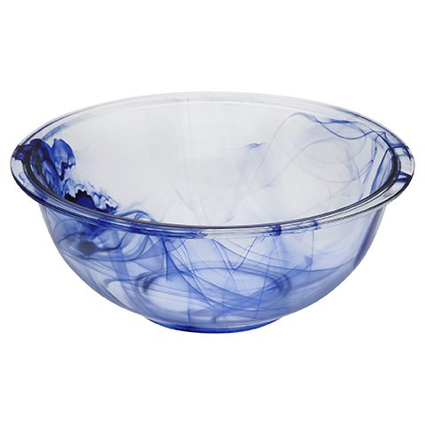 Pyrex® Watercolor CollectionTM Blue Lagoon 2.4L Mixing Bowl