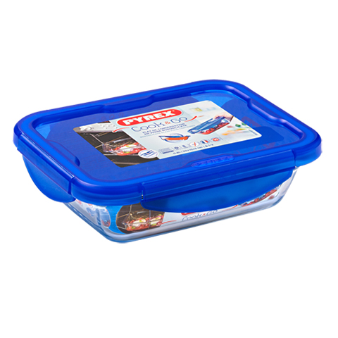 Pyrex® Cook & Go Small Rectangular Dish