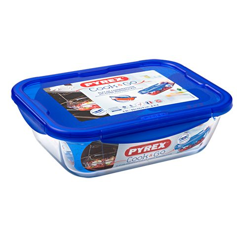 Pyrex® Cook & Go Large Rectangular Dish