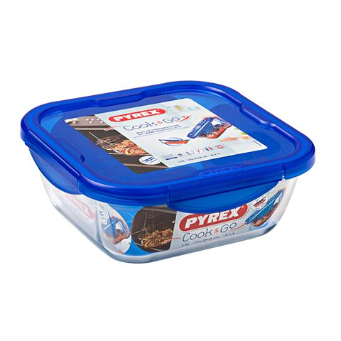 Pyrex® Cook & Go Medium Square Dish