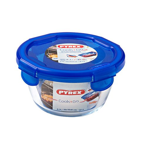 Pyrex® Cook & Go Small Round Dish