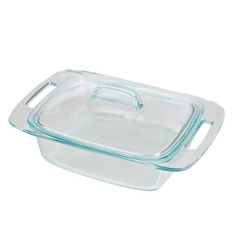 Pyrex®Easy Grab 1.9L Covered Casserole
